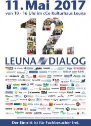 """Fachmesse """"Leuna – Dialog 2017"""""""
