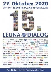 """Fachmesse """"Leuna – Dialog 2020"""""""