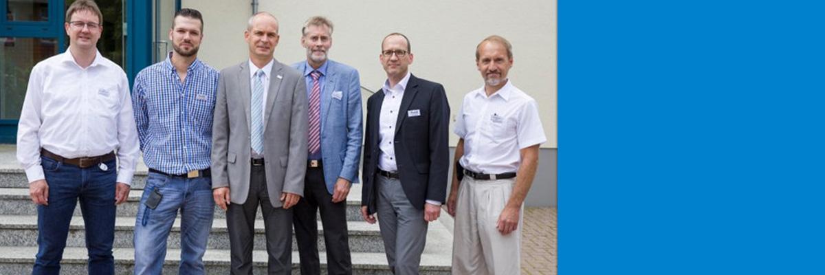Erfahrungsaustausch zwischen Wissenschaft und Industrie Ingenieure sparen Energie – aktueller Stand der Technik an der Hochschule Harz vorgestellt