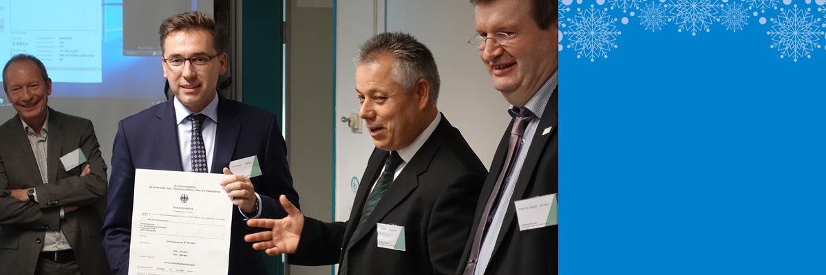 Hochschule Harz startet Breitband-Internet per Funk