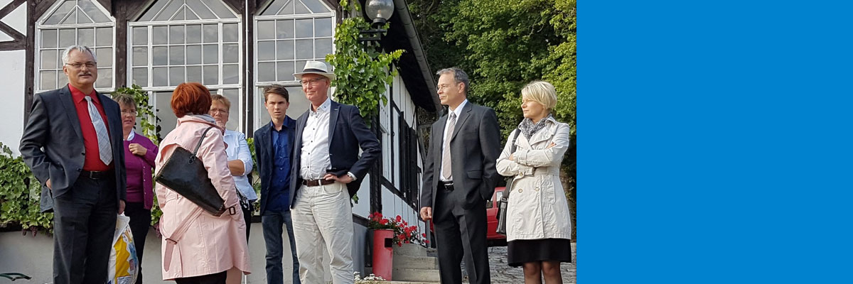 Freunde zu Gast: 30 Jahre Städtepartnerschaft Aachen - Naumburg