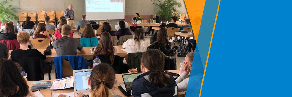 1. Schülerkolloquium des VDI Bezirksverein Halle am 21. Mai 2019
