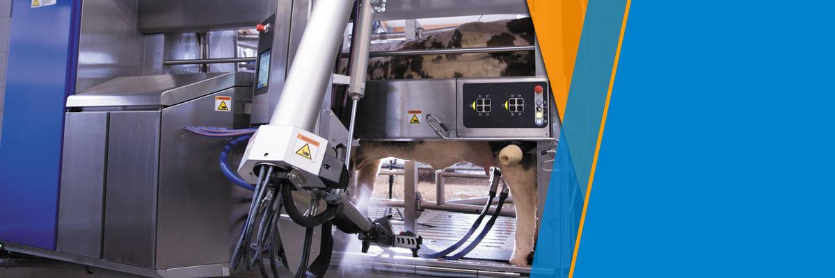 """VDI Treff bei den Melkrobotern und der Biogasanlage im Landgut Möllern: Brauchen wir die """"Digitale Versorgung mit 5G bis zur letzten Milchkanne""""?"""