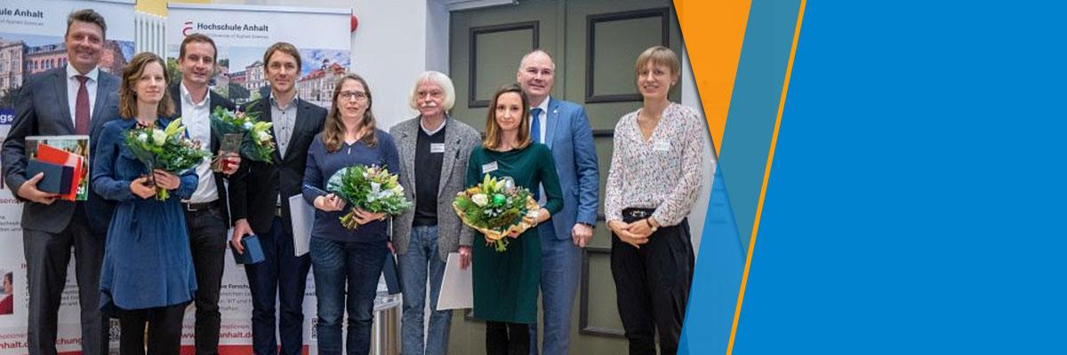 Sechs herausragende Preisträger am Tag der Forschung ausgezeichnet