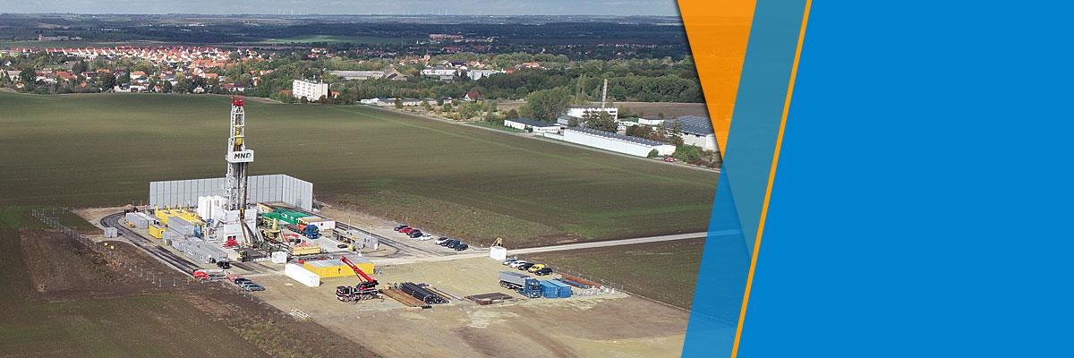 Dow errichtet neue Kavernen im Sol- und Speicherfeld Teutschenthal