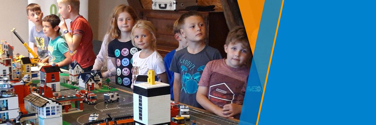 Wir bauen eine Stadt: Legobautage in Naumburg vom 27. - 29. September 2019