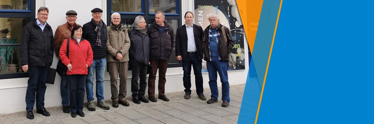 VDI-Bezirksgruppe Wittenberg formiert sich neu