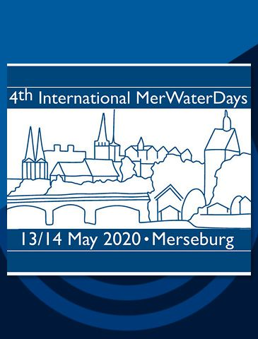 4th Int Merwaterdays 13./14.05.2020